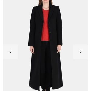 Armani Exchange Maxi Wool Coat